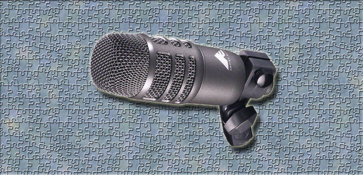 30 mm Mikrofon-Kapsel Mikrofonkapsel Durchmesser: Ca dynamische