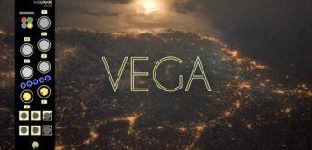 Faselunare VEGA – digitales Quad Drum-Modul