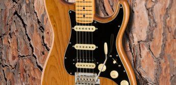 Test: Fender AM Pro II Strat HSS, E-Gitarre