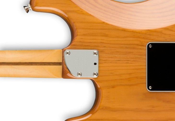 Fender AM Pro II Strat HSS Hals-Korpus