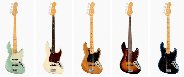 News: Fender American Professional II