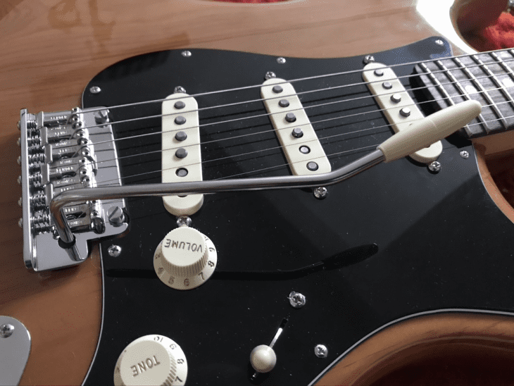 V-Mod II Single Coils und Vintage-Vibratosystem