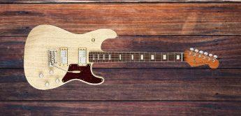 News: Fender Parallel Universe II Uptown Strat