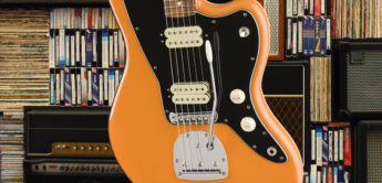 Test: Fender Player Series Jazzmaster, E-Gitarre