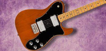 Test: Fender Vintera 70s Tele Deluxe, E-Gitarre