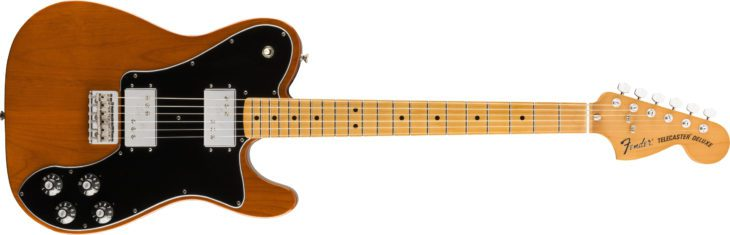 Fender Vintera 70s Tele Deluxe Front
