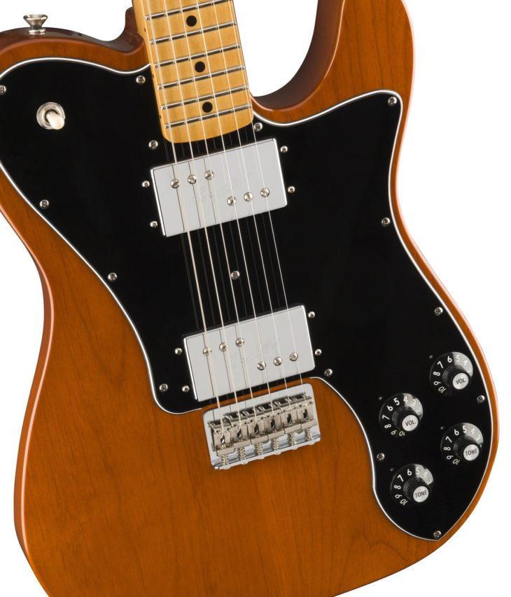Fender Vintera 70s Tele Deluxe E-Gitarre Korpus 2
