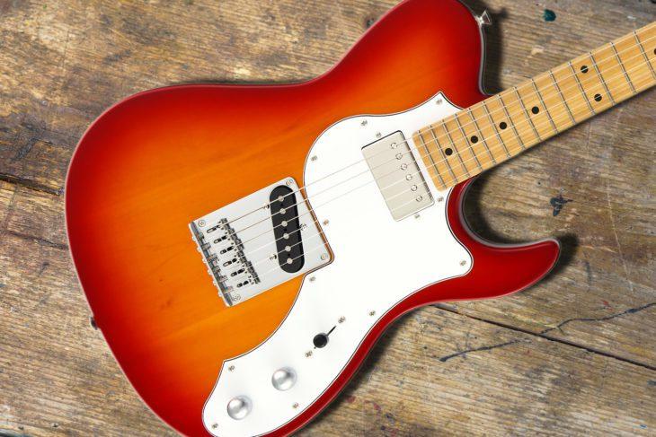 FGN Boundary Iliad E-Gitarre