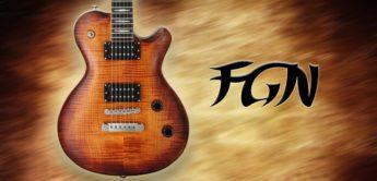 Test: FGN Guitars Expert Flame, E-Gitarre