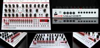 Superbooth 20: Flame Mäander – Wavetable-Synthesizer bekommt neue Firmware