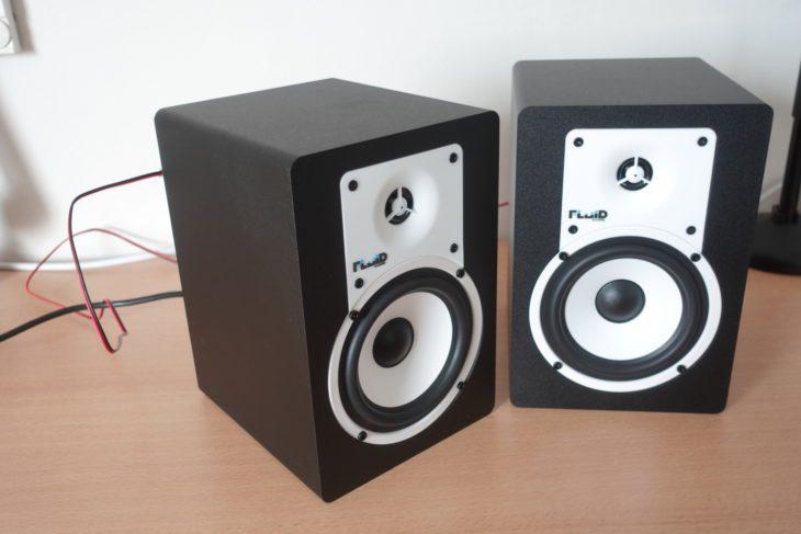 Fluid Audio C5 schräg