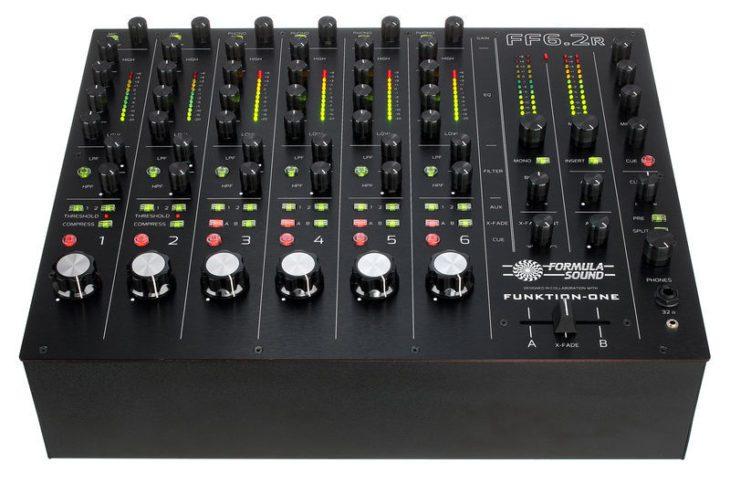 Formula Sound FF6.2R