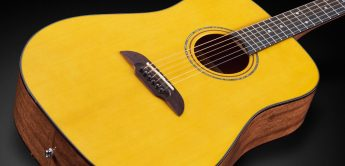 Test: Framus Legacy Series FD-14 SV, Akustikgitarre