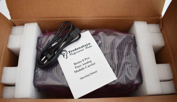 Fredenstein Bento 8 Pro