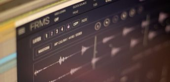 Imaginando FRMS, Granular FM Synthesizer, Plugin, iOS & Android App