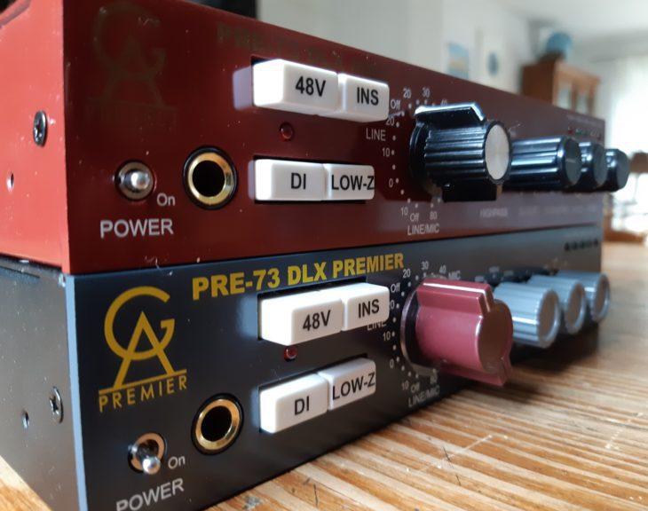 GAP Pre-73 DLX MKII + GAP Pre-73 DLX Premier