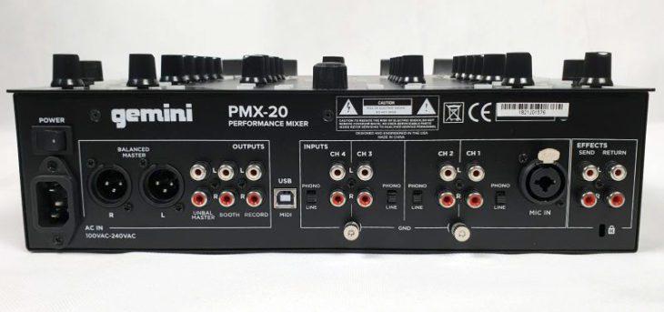 Gemini PMX-20