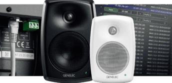 Genelec präsentiert 4430 und 4420 Smart IP Lautsprecher