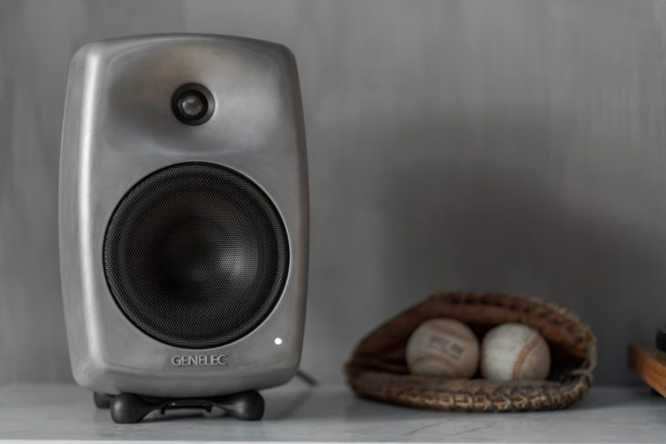 Genelec Speaker in neuer Optik