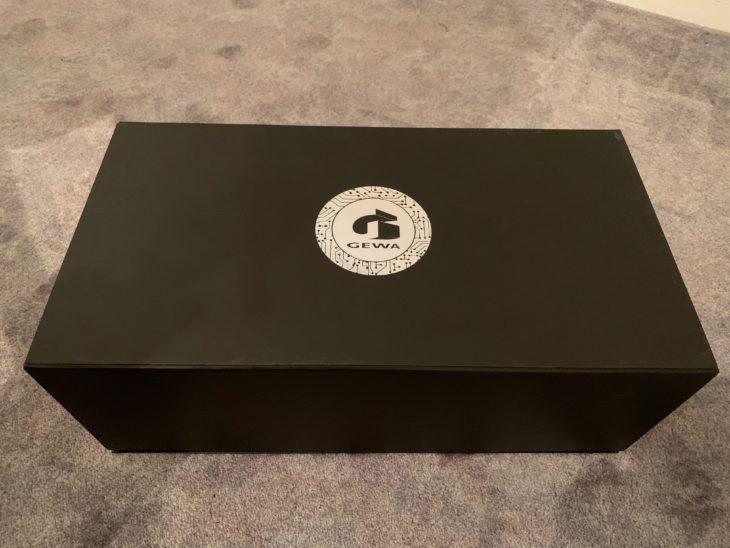 GEWA G9 Geheimnisvolle Kiste