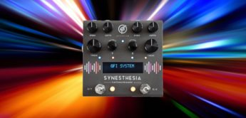 Test: GFI Systems Synesthesia, Modulation Pedal