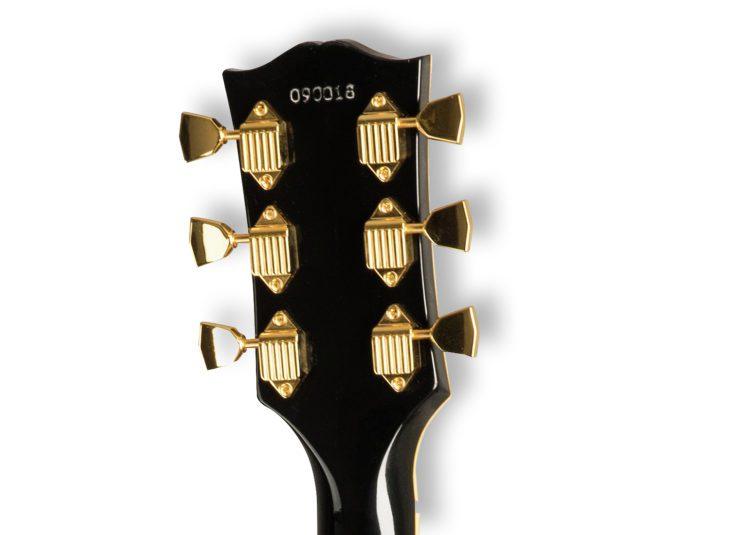 Gibson Les Paul 68 Custom Reissue E-Gitarre Kluson Tuner