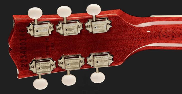Gibson Les Paul Special, Kopf