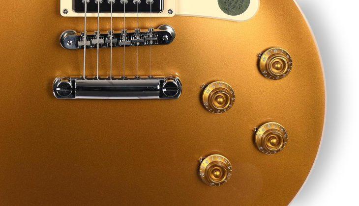 Gibson Les Paul Standard 50s GT E-Gitarre Brücke Bridge Tailpiece