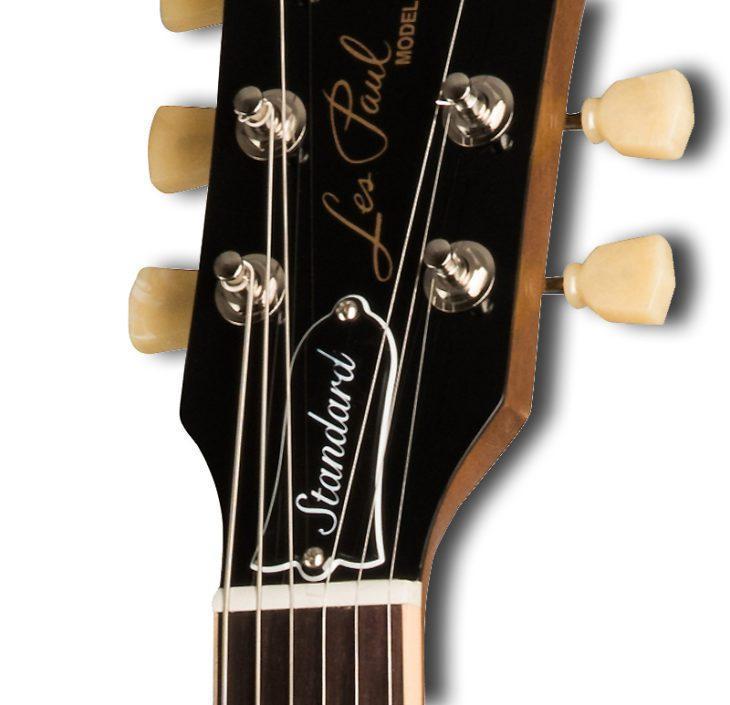 Gibson Les Paul Standard 50s GT E-Gitarre Graph Tech Sattel Nut