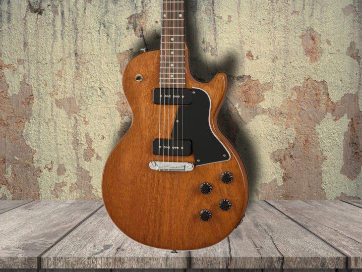 Gibson LP Special Tribute P-90 E-Gitarre