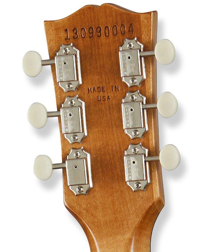 Gibson LP Special Tribute P-90 E-Gitarre Tuner