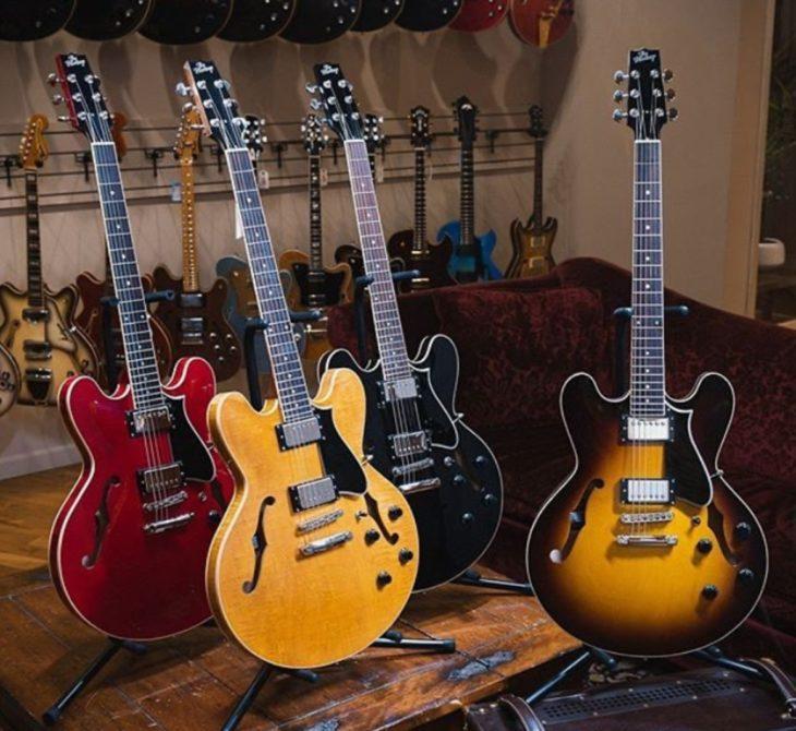Gibson und Heritage Guitars Klage