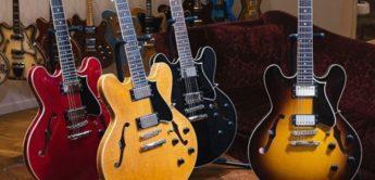 Gibson vs Heritage Guitars – Klage und Rechtsstreit