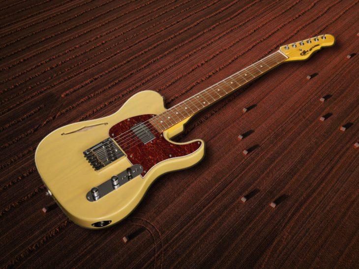 G&L Tribute Asat Classic Bluesboy E-Gitarre