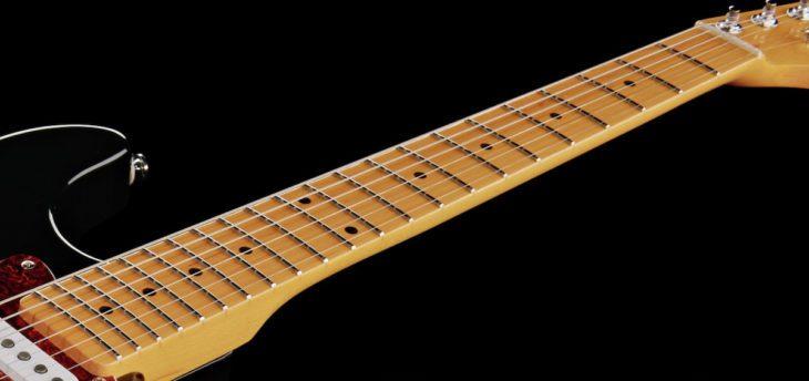 Test: G&L Tribute Legacy Black, E-Gitarre