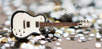 Test: Godin Radiator Bourbon Burst RN, E-Gitarre