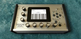 Test: Gotharman Anamono Xmini, modularer Synthesizer