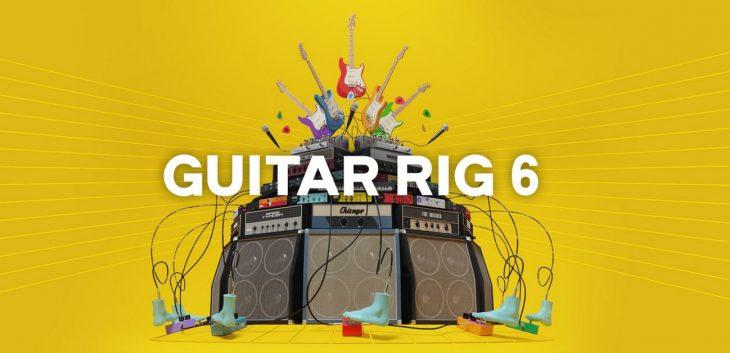 Guitar Rig 6