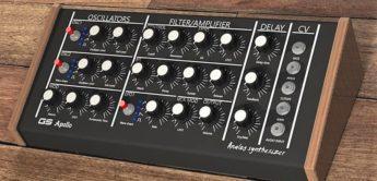 GS Music arbeitet am Apollo II Synthesizer
