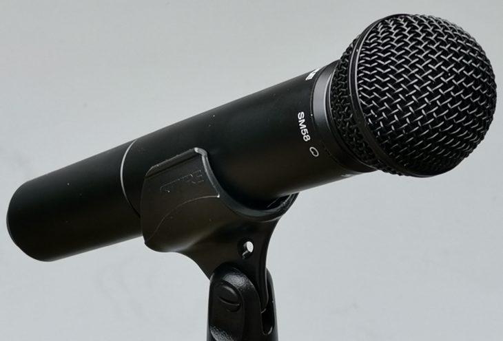 Test: Thomann Black Edition Shure Funkmikrofon Test: Thomann Black Edition Shure Funkmikrofon Test: Thomann Black Edition Shure Funkmikrofon