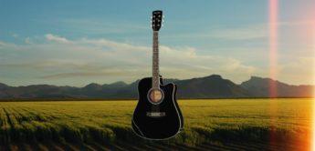 Test: Harley Benton D-120 CE Black, Elektroakustik-Gitarre
