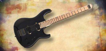 Test: Harley Benton Dullahan-FT 24 BKS, E-Gitarre
