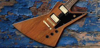 Test: Harley Benton EX-76 Classic GHW AN, E-Gitarre