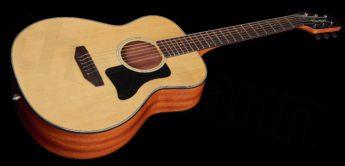 Test: Harley Benton GS-Travel-E Spruce, Akustik-Reisegitarre