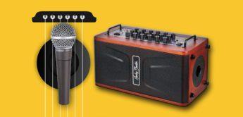 Test: Harley Benton Streetbox 60, Verstärker
