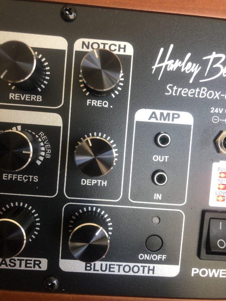 Harley Benton Streetbox 60 Notch Filter