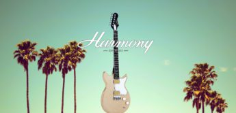 Test: Harmony Guitars Rebel, E-Gitarre