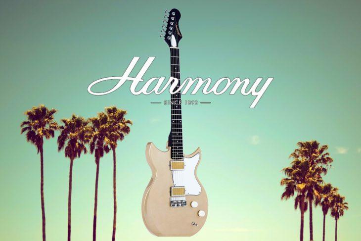 Harmony Guitars Rebel E-Gitarre Test 2020