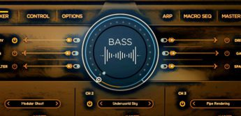 Test: Heavyocity Mosaic Bass, Software-Synthesizer