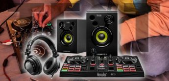Test: Hercules DJ Learning Kit – Einsteiger-DJ Set